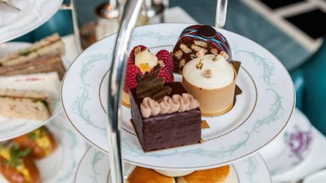 Fairmont's Royal Champagne Afternoon Tea