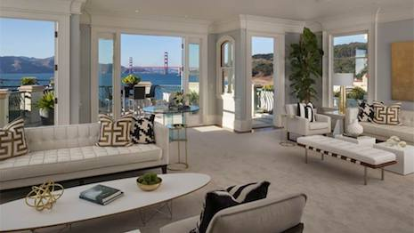 Sotheby's International Realty listing in San Francisco