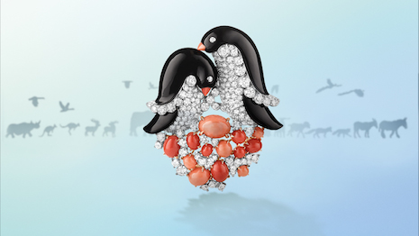 Van Cleef & Arpel's Noah's Ark-themed high jewelry