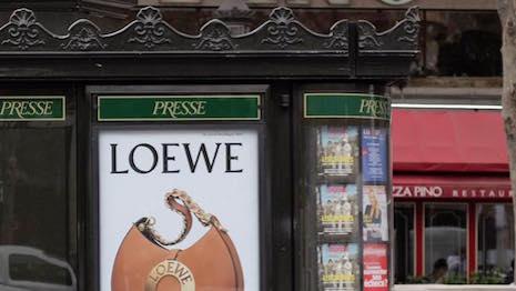 Loewe's spring/summer campaign by Steven Meisel