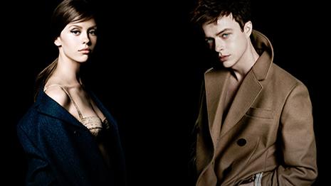 Prada La Femme et L'Homme Prada campaign