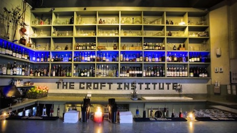 The Croft Institue speakeasy in Melbourne, Australia