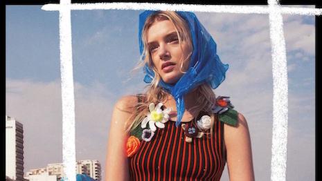 Christopher Kane autumn/winter 2016 as seen in Vogue Australia
