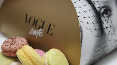 Vogue Café macaroons