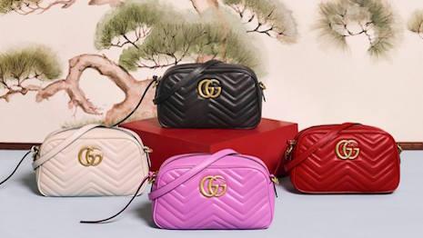 Gucci's Marmont handbags