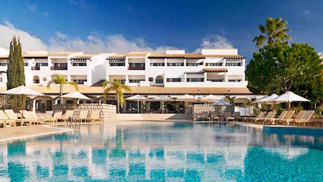 Pine Cliffs Hotel, a Luxury Collection Resort, Algarve Pine Cliffs Hotel, a Luxury Collection Resort, Algarve, Portugal