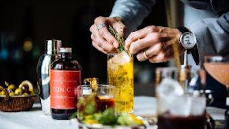 Fairmont's new cocktails