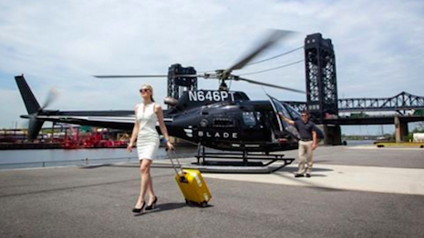 Blade has expanded its services beyond helicopters