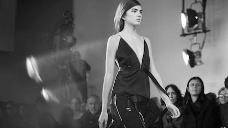Calvin Klein fall/winter 2016 runway show