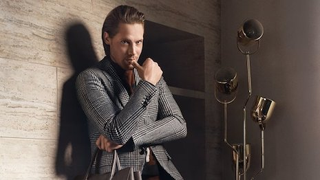 Image from Ferragamo's fall/winter 2016 campaign