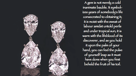 Many facets of diamonds