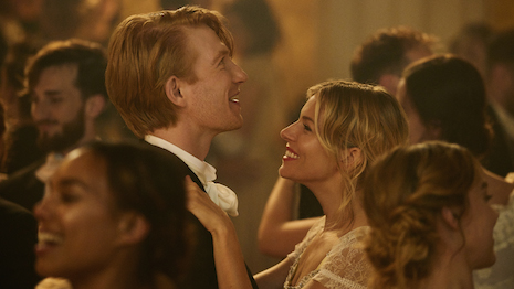 """Still from """"The Tale of Thomas Burberry""""; image courtesy of Burberry"""