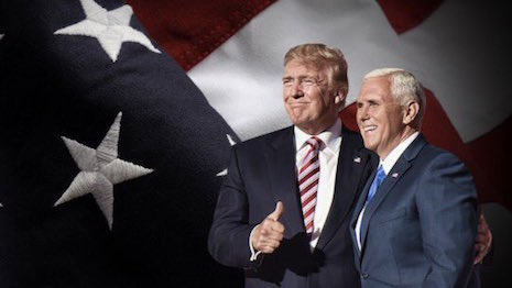 President-elect Donald J. Trump and Vice President-elect Mike Pence