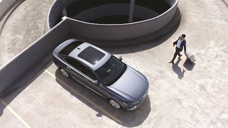 Volvo's S90 sedan