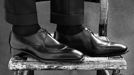 Zegna's Adam bespoke shoe
