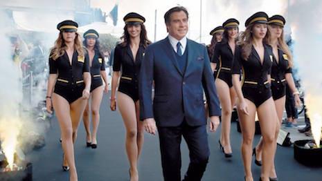 Breitling ambassador John Travolta
