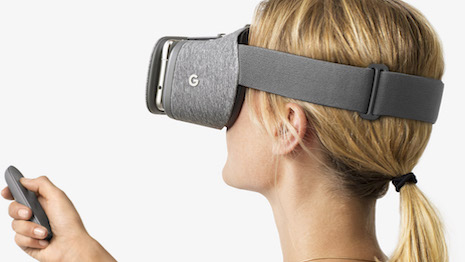 The Wall Street Journal's entry into VR is being facilitated by Google Daydream