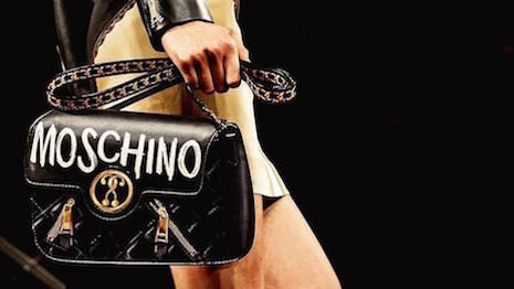 Moschino fall/winter 2016