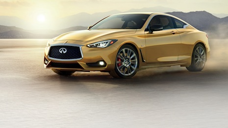 Neiman Marcus' limited edition Infiniti