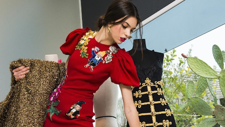 Image courtesy of Dolce & Gabbana