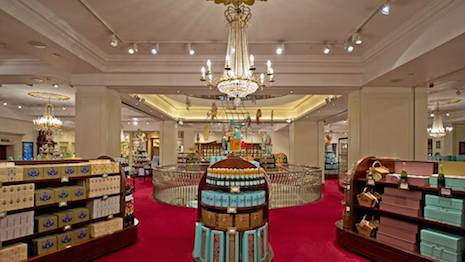 Inside Fortnum & Mason's Piccadilly flagship