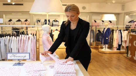 Given its diverse and discerning customer base, London department store Harrods hires sales associates from around the world who align with the brand's core values