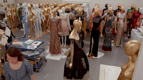 There were a few behind-the-scenes debates this year over the curation of a China-themed exhibition at New York's Metropolitan Museum