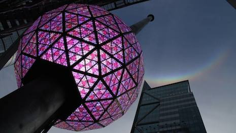 The Waterford Times Square New Year's Eve Ball