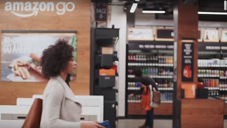 Amazon's new no-checkout grocery store shows us what an entirely mobile future might look like