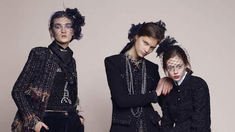 Chanel's 2016/17 Métiers d'Art collection