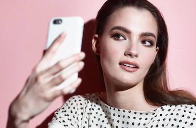 shiseido.selfie lady 400