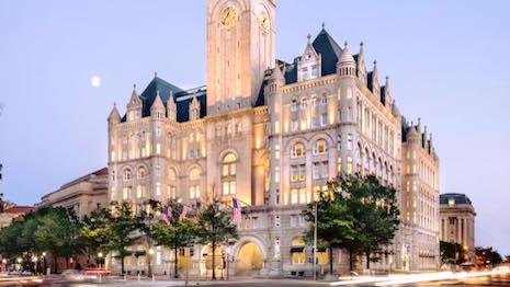 Trump International Hotel, Washington, D.C.