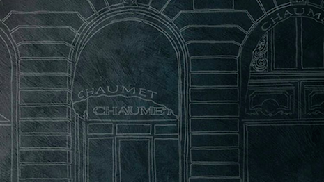 Chaumet's virtual gallery