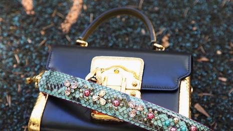 Dolce & Gabbana's Lucia handbag