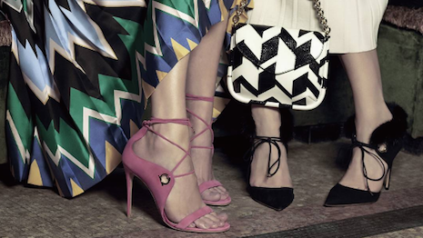 Ferragamo began placing RFID chips in its shoes in 2014