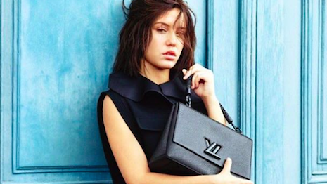 Image from Louis Vuitton's spring/summer 2017 campaign