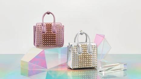 MCM's Pearl Stud collection for spring/summer 2017