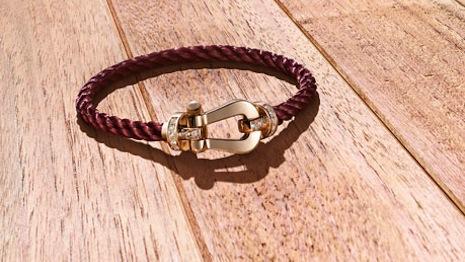Fred's Force 10 bracelet