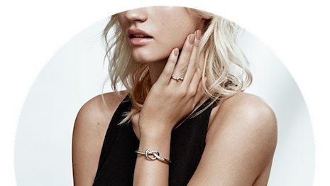 Georg Jensen's #MarkedWithLove campaign