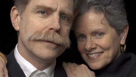 John Taylor and Dianne Dubler, principals of Kubaba Books