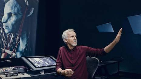 James Cameron for Rolex