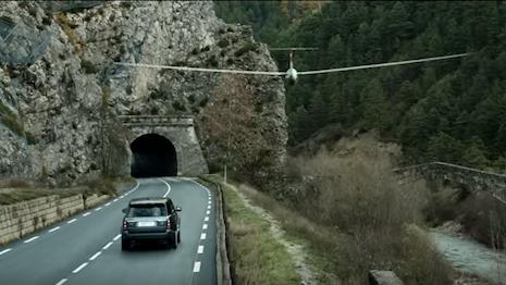 Television spot for 2017 Range Rover model