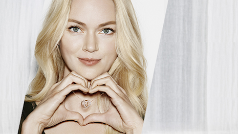 Swarovski's Give Brilliant campaign