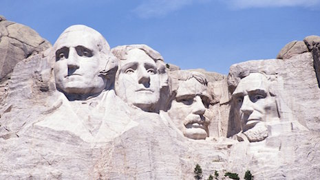 Mount Rushmore, image courtesy of the National Parks Foundation