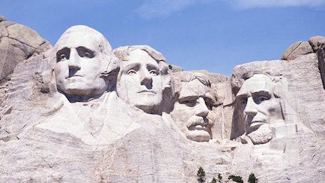 Mount Rushmore, image courtesy of the National Parks Foundation