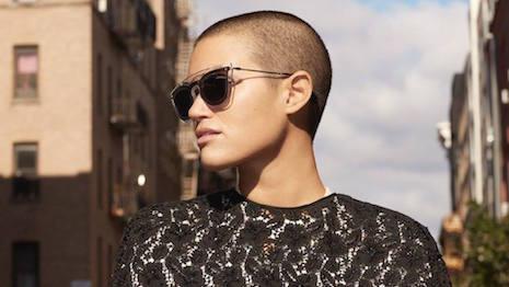 Valentino's Glamgloss sunglasses