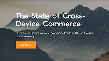 Criteo's State of Cross-Device Commerce contrasts the traditional device-centric view of consumers' buying journey with a new user-centric view