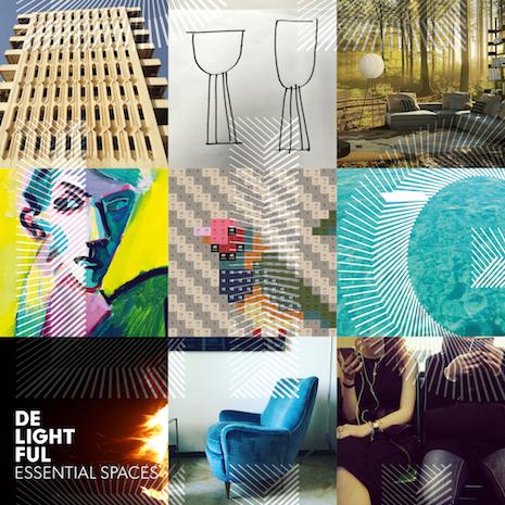 DeLightful essential spaces. Image courtesy Salone del Mobile.Milano April 12-17, 2016