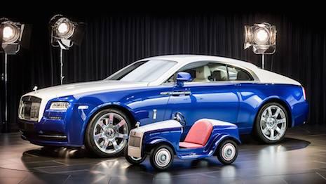 The Rolls-Royce SRH