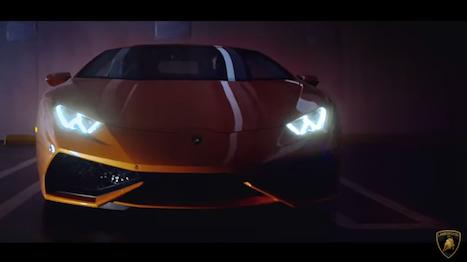 Lamborghini's video